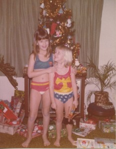 Susan and Amy_Christmas Underoos